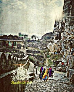 The most beautifull shahr fort nadoti karauli