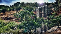 Maheshwara waterfall