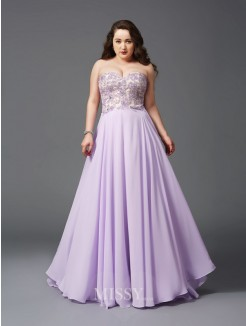Outsize Gowns 2017, Cheap Plus Size Prom Dresses Canada – MissyDress