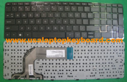 100% Brand New and High Quality HP Pavilion 17-E010US Laptop Keyboard  Specification: Layout: US ...