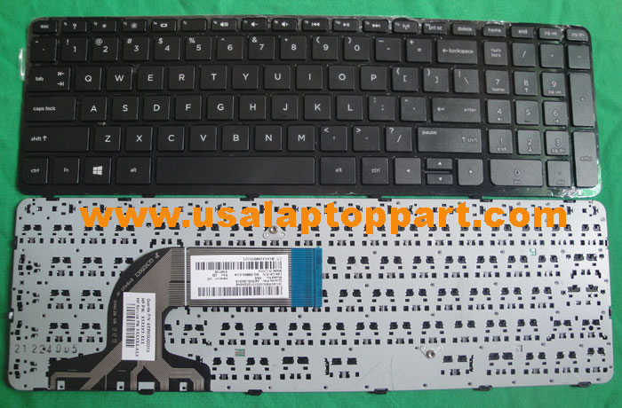 HP 15-D027CL Laptop Keyboard 708168-001 749658-001 719853-001 [HP 15-D027CL Laptop Keyboard] &#8 ...