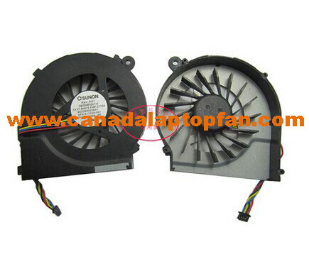HP Pavilion G6-1B71CA Laptop CPU Fan 4-wire [HP Pavilion G6-1B71CA Fan] – CAD$26.15 :