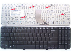 HP Pavilion G61-448CA Laptop Keyboard [HP Pavilion G61-448CA Keyboard] – CAD$40.99 :