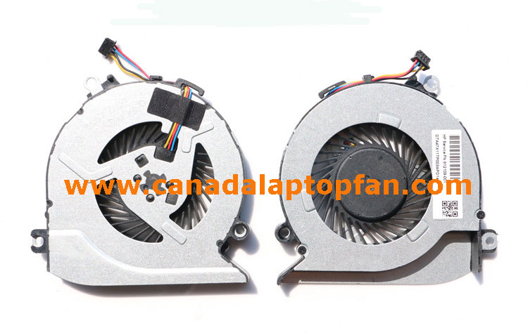 HP Pavilion 17-G178CA Laptop CPU Fan 812109-001 [HP Pavilion 17-G178CA Laptop] – CAD$25.99 :