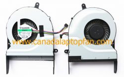 ASUS G58J Series Laptop CPU Fan MF75090V1-C330-S9A [ASUS G58J Series Laptop Fan] – CAD$50.99 :