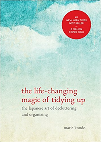 The Life-Changing Magic of Tidying Up – book- MP3 This #1 New York Times best-selling guide to d ...