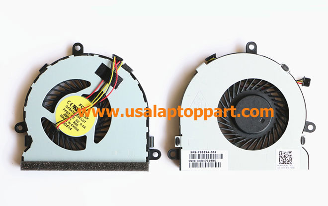 HP 15-G020CA Laptop Fan 753894-001 [HP 15-G020CA Laptop Fan] – $21.99