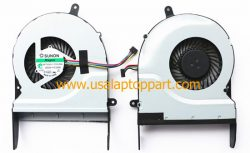 100% Original ASUS N551 Series Laptop CPU Cooling Fan  Specification: 100% Brand New and High Qu ...