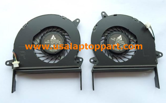 ASUS UX51 Series Laptop Fan (Left and Right) [ASUS UX51 Series Fan] – $55.99