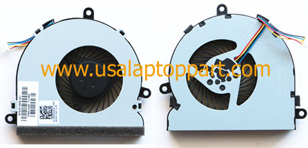 HP 15-AY195NR Laptop Fan 813946-001 [HP 15-AY195NR Laptop Fan] – $21.99