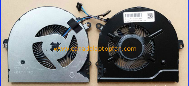 HP Pavilion 15-CK075NR Laptop CPU Fan http://www.canadalaptopfan.com/index.php?main_page=product ...