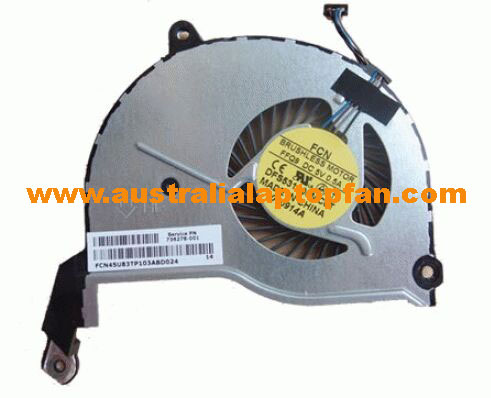 100% Original HP Pavilion 15-N210US Laptop CPU Fan  Specification: 100% Brand New and High Quali ...