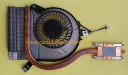 HP Pavilion 15-P164CA Fan and Heatsink http://www.canadalaptopfan.com/index.php?main_page=produc ...
