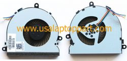 100% Original HP 15-BA008CA Laptop CPU Cooling Fan http://www.usalaptoppart.com/hp-15ba008ca-lap ...