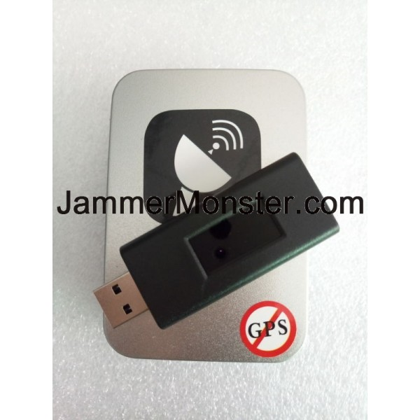 The appearance of this USB GPS JAMMER looks just like an ordinary U disk or cyber bank USB, yet  ...