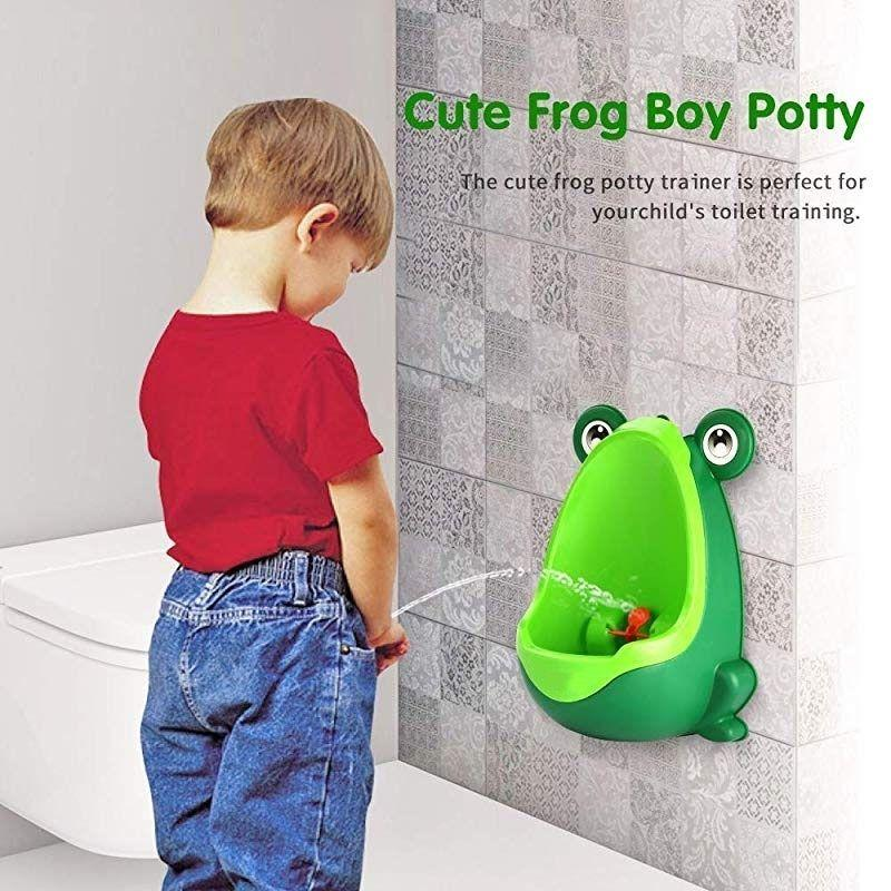 Potty Training Urinal For Boys | Frog Potty Training Boys – BigBoomidea