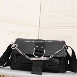Dior Hardcore Bag Calfskin Black