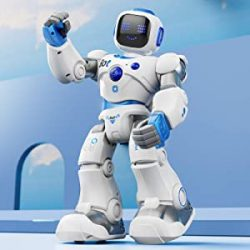 https://amzn.to/2XHHcNF Ruko Smart Robots for Kids, Large Programmable Interactive RC Robot with ...